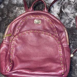 Large Michael Kors backpack